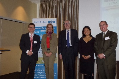Guest speakers ETSA Conference