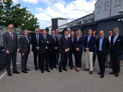 ETSA Board members 2014