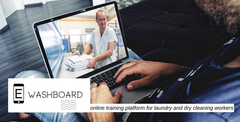 elearning for textile services