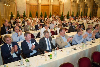 ETSA Conference in Palais Ferstel, Vienna