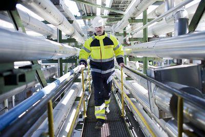 High visibility workwear - Berendsen©