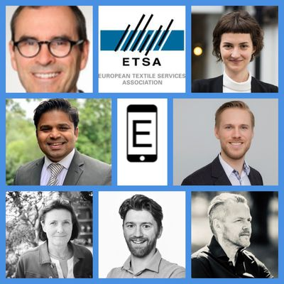 "ETSA's Showcases ""Educate! E-Learning in the Textile Care Sector"" (E-Washboard)"
