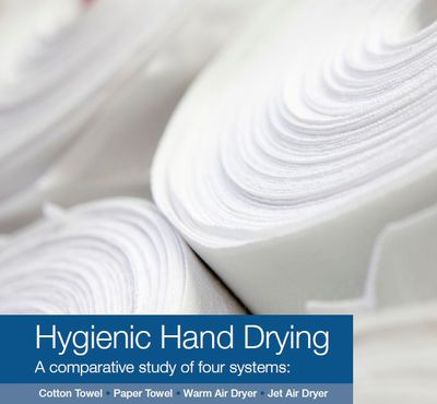 Click here to download the ETSA brochure on hygienic hand drying
